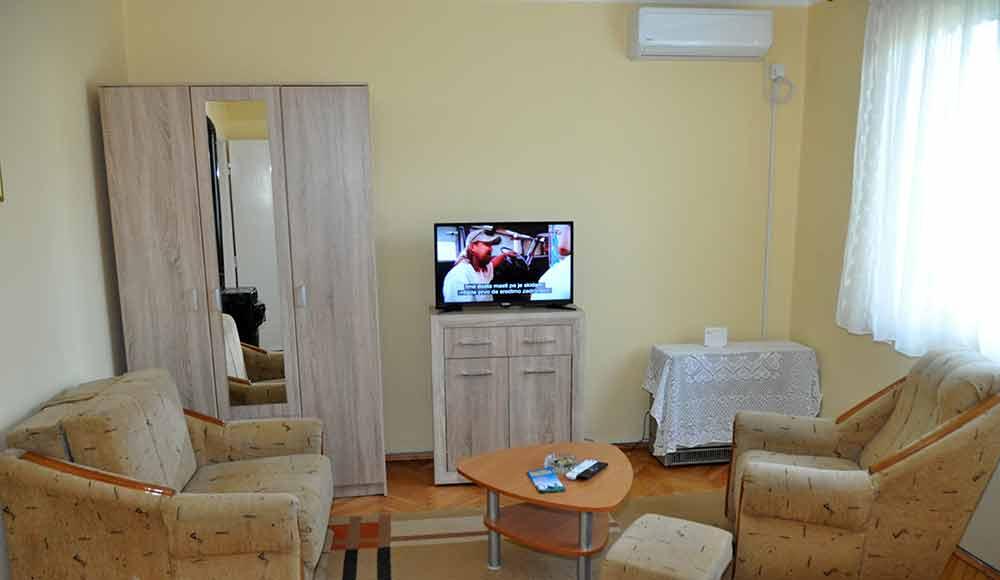 Apartman Bogojevic - dnevna soba sl.1