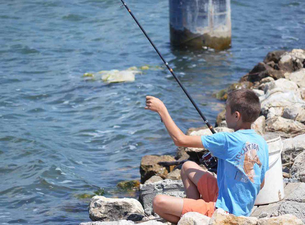 Pecanje - Golubac