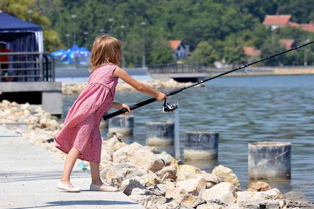 Pecanje u Golupcu