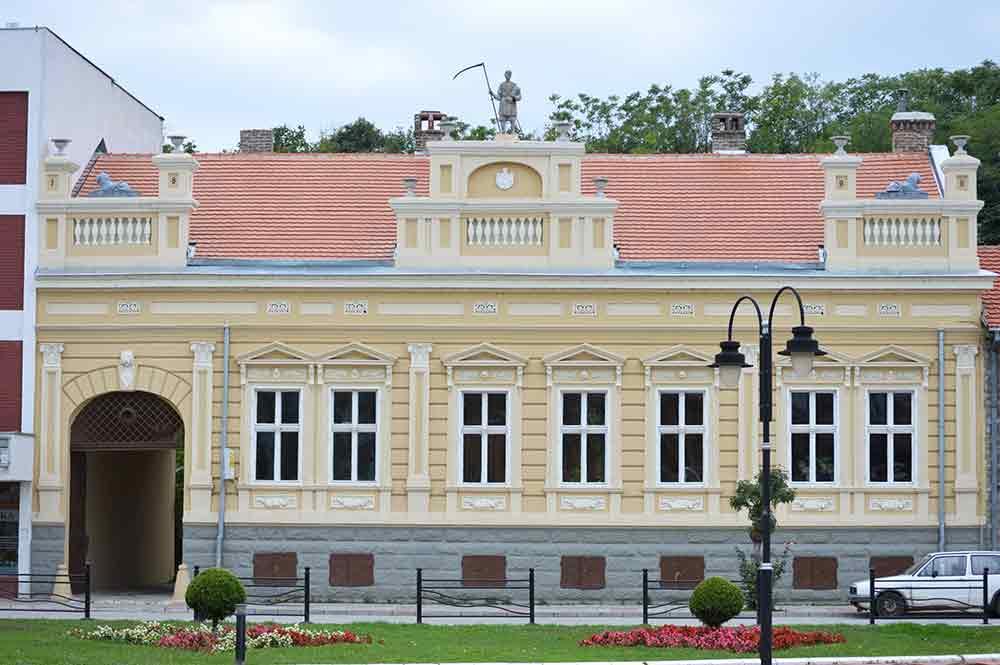 Stara zgrada - Golubac
