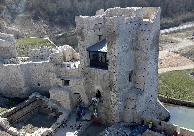 Golubačka tvrđava - manifestacije