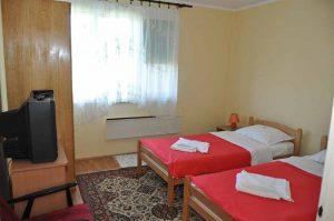 Spavaca soba - apartman Bogojevic